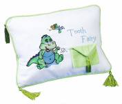 Lillian Rose 24TF405 Dinosaur Tooth Fairy Pillow