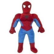 60cm Spiderman Pillowtime Pal Plush Toy Stuffed Cuddle Pillow