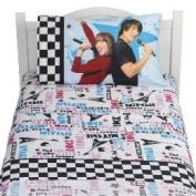 Disney Sheets Jonas Brothers Camp Rock Twin Sheet Bedding Set
