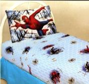 Spider-man 3 Movie Full Sheet Set - Spiderman Sheet Set