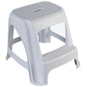 GPC STEP STOOL WHITE HE400Z