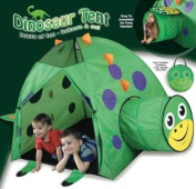 Dinosaur Play Tent and Tunnel- Indoor/Outdoor Collapsible Play Tent