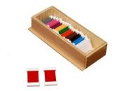 Montessori Colour Tablets #2