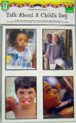 PHOTOGRAPHIC LEARNING CARDS TALK