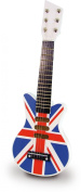 Vilac Union Jack Rock and Roll Guitar