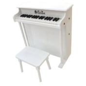 Schoenhut 6637W - 37 Key Trad/Deluxe Spinet with Bench