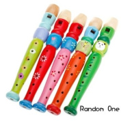 Wooden Flute Toy Kids Music Educational Toy