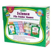 Games Science File Folder Skill