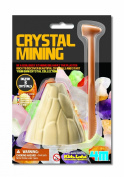 Crystal Mining Excavation Toy by 4M & KidzLabs