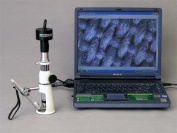 AmScope Shop Stand Measuring Microscope + 1.3M USB2 Digital Camera