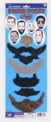 Forum Novelties Self-Adhesive Beard Set
