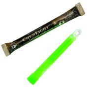 Cyalume ChemLight Military Grade Chemical Light Sticks, Green, 15cm Long, 12 Hour Duration