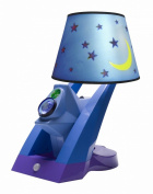 Can You Imagine Laser Stars Lamp - Night Moon