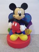 Vinyl Mickey Mouse Bank