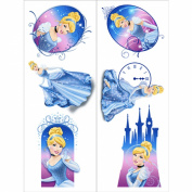 Disney's Cinderella Sparkle Temporary Tattoos