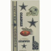 Dallas Cowboys Official NFL Temporary Tattoos by Wincraft 093950
