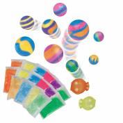 Create Your Own Power Balls Make 16 Bouncing Power Balls