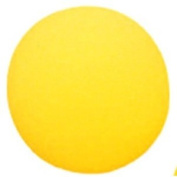 30 Pack DICK MARTIN SPORTS FOAM BALL 4 UNCOATED YELLOW