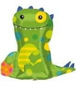 60cm Friendly Monster Mylar Balloon