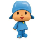 Pocoyó Shape Oversized 100cm Pocoyo Happy Birthday Party Fiesta Mylar Foil Balloon