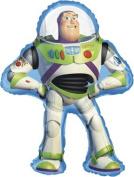 BUZZ Lightyear TOY Story Disney BIRTHDAY Party Supplies 90cm Mylar Figure BALLOON