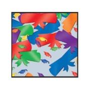 Jumbo Fanci-Fetti Graduate Silhouettes (multi-colour) Party Accessory (1 count)