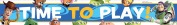 Party2u Toy Story 3 Five Yard Banner