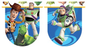 Toy Story 3 Plastic Flag Banner - Party - Amscan