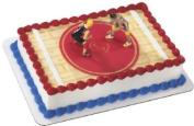 Wrestling Cake Decorating Kit