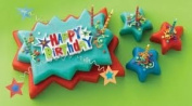 Charm City Cakes Happy Birthday Cake Decorating Kit