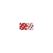 Red Polka Party Paper Straws 10pk