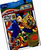 Hallmark 221700 Disney Mickey Fun and Friends Party Favor Value Pack