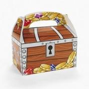 TREASURE CHEST TREAT BOXES (1 DOZEN) - BULK