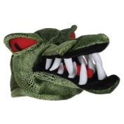 Plush Crocodile Hat Party Accessory