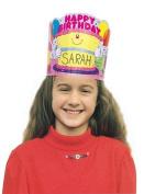 BIRTHDAY CROWNS 2-TIER CAKE 30/PK