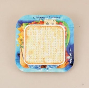 Rite Lite 30301 Exodus to Freedom 7 Square Paper Plates