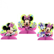 Disney Minnie Mouse Bow-tique Table Decorating Kit
