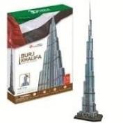 """CubicFun 3D Puzzle """"Burj Khalifa - Dubai"""""""