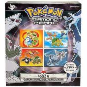 Pokemon Diamond and Pearl 4 Puzzle Set