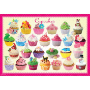 Eurographics Kids Sweet Puzzles Cupcakes MO Puzzle