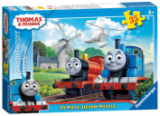 Thomas And Friends At The Windmill 35 Piece Puzzle