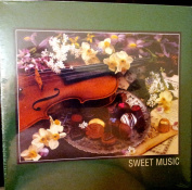 Sweet Music 500 Piece Puzzle