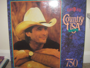 COUNTRY USA PUZZLE--CLINT BLACK