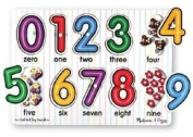 See-Inside Numbers Peg Toy -