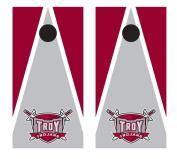Troy University Trojans Cornhole Bag Toss Game Set