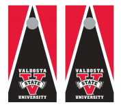 Valdosta State University Blazers Cornhole Bag Toss Game Set