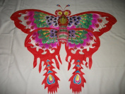 Huge Exquisite 3d Red Butterfly Kite Arts & Crafts Decoration Gift Idea Toy 42
