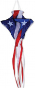 Premier Kites 99712 Patriotic Star Twister Wind Spinner, 110cm