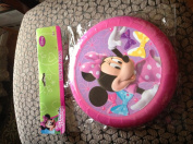 Disney Minnie Mouse Bow-tique Flying Disc - Outdoor Toys
