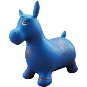Blue Horse Hopper, Pump Included